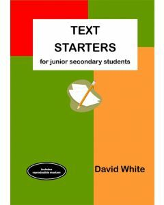 Text Starters for Junior Secondary Students