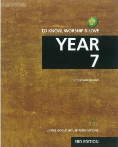 To Know, Worship & Love Year 7 3e