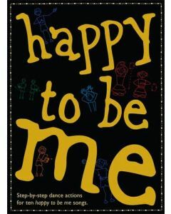 Happy to be me: Big Book