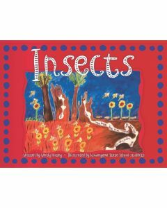 Happy to be me: Insects