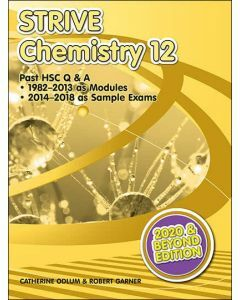 STRIVE Chemistry 12 - Past HSC Q&A (2020 & Beyond Edition)