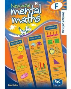 New Wave Mental Maths F (2017 Revised Edition)