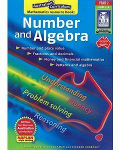 Australian Curriculum Maths: Number & Algebra Year 2