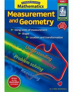 Australian Curriculum Maths: Measurement & Geometry Year 2