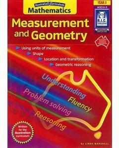 Australian Curriculum Maths: Measurement & Geometry Year 3