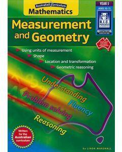 Australian Curriculum Maths: Measurement & Geometry Year 5