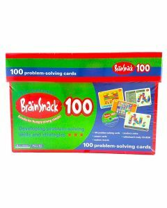 BrainSnack 100 problem-solving cards