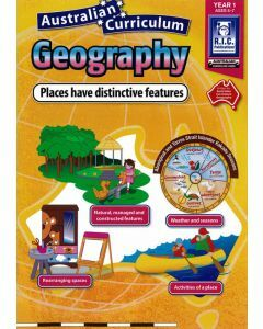Australian Curriculum Geography: Year 1