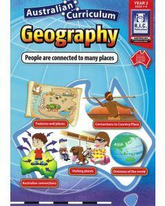 Australian Curriculum Geography: Year 2