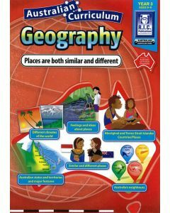 Australian Curriculum Geography: Year 3