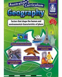 Australian Curriculum Geography: Year 5