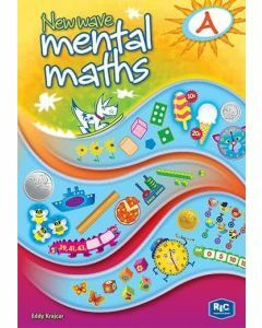 New Wave Mental Maths A (Ages 5 to 6)