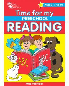 Time for my Preschool Reading (Ages 3-5)