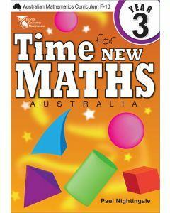 Time for New Maths Australia 3