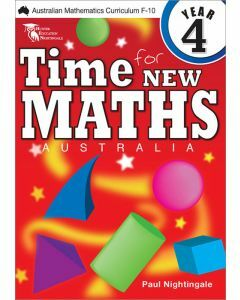 Time for New Maths Australia 4
