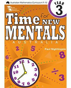 Time for New Mentals Australia 3