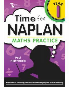 Time for NAPLAN Maths Practice 1