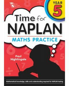 Time for NAPLAN Maths Practice 5