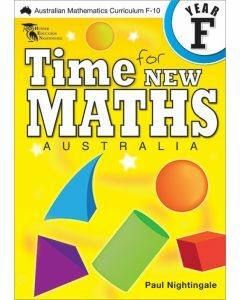 Time for New Maths Australia F