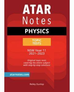 ATAR Notes: HSC Year 11 Physics Topic Tests