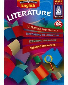 Australian Curriculum English – Literature Year 2