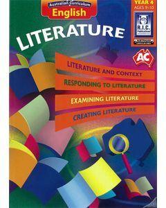 Australian Curriculum English – Literature Year 4