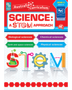 Science: A STEM Approach Year 3