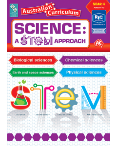 Science: A STEM Approach Year 4