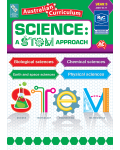 Science: A STEM Approach Year 5