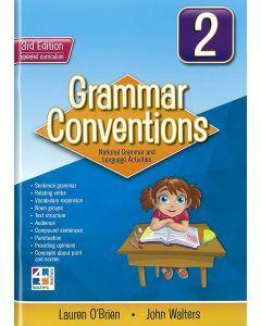 Grammar Conventions Book 2 (3ed)