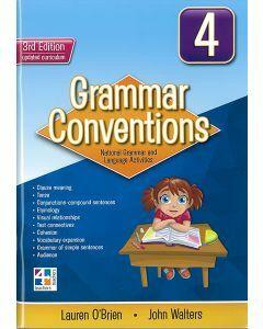 Grammar Conventions Book 4 (3ed)