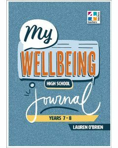 My Wellbeing Journal High School Years 7-8