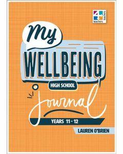 My Wellbeing Journal High School Years 11-12