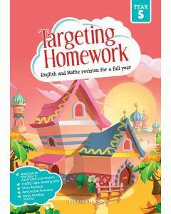 Targeting Homework Activity Book Year 5