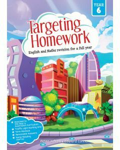 Targeting Homework Activity Book Year 6