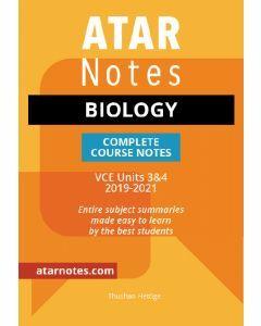 ATAR Notes: VCE Biology Units 3&4 Notes