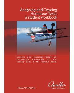 Analysing and Creating Humorous Texts Print Workbook