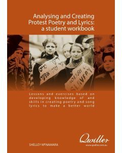 Analysing and Creating Protest Poetry and Lyrics  Print Workbook