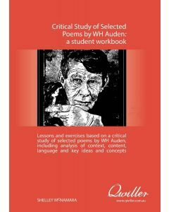 Critical Study of Selected Poems by WH Auden Print Workbook