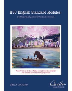 [Pre-order] NSW HSC English Standard Modules Print Workbook
