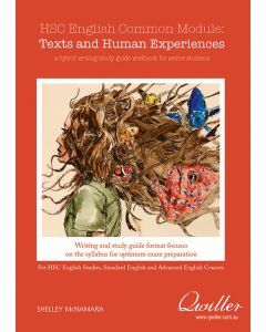 NSW HSC English Common Module: Texts and Human Experiences Print Workbook