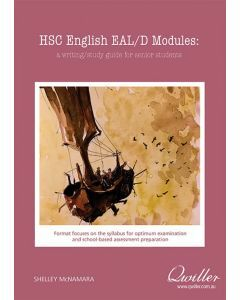 NSW HSC English EAL/D Modules Print Workbook