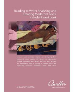 Reading to Write: Analysing and Creating Modernist Texts: a student workbook (Print)