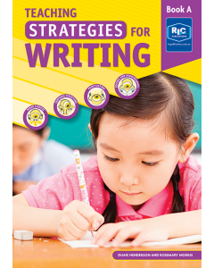 Teaching Strategies for Writing Book A