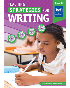 Teaching Strategies for Writing Book D