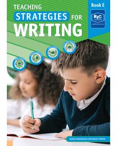 Teaching Strategies for Writing Book E