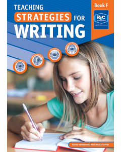 Teaching Strategies for Writing Book F