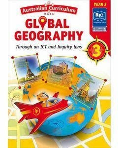 Australian Curriculum Global Geography Year 3