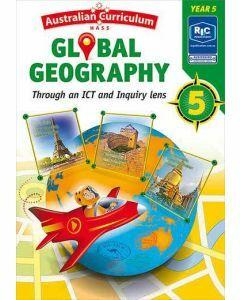 Australian Curriculum Global Geography Year 5