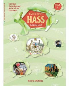 Targeting HASS Activity Book Year 4